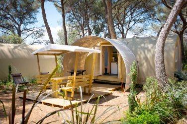 Camping La Pascalinette - 83